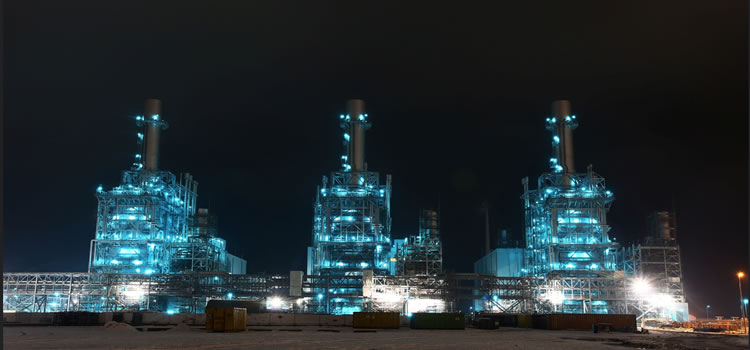 Magnum power plant (photo Nuon)