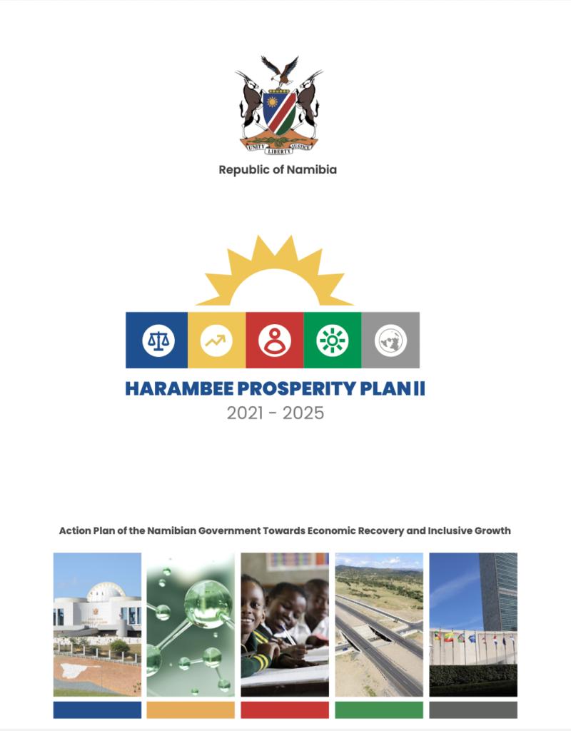 The Harambee Prosperity Plan II.